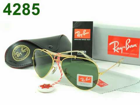 ray ban pilote homme pas cher
